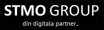 STMO Group: din digitala partner inom webb och e-handel. Retina Logo