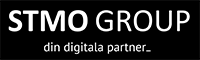 STMO Group: din digitala partner inom webb och e-handel. Mobile Retina Logo